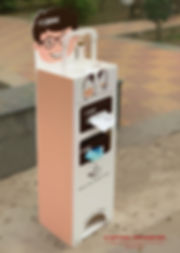 Foot Operated Sanitizer Dispenser India
