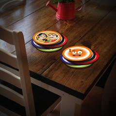 Customized Printed Coasters