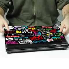 Printed Laptop Skin