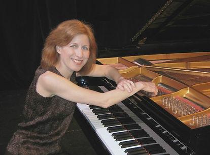 Jane Leslie | pianist-composer