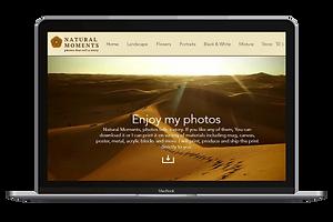 אתר חנות וירטואלית למכירת תמונות