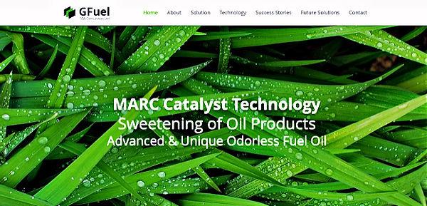 בניית אתר לטכנולוגיה ירוקה