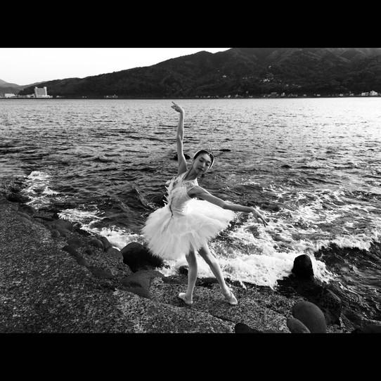 神尾真由子&ミロスラフ・クルティシェフ&針山愛美『瀕死の白鳥』プレビュー編