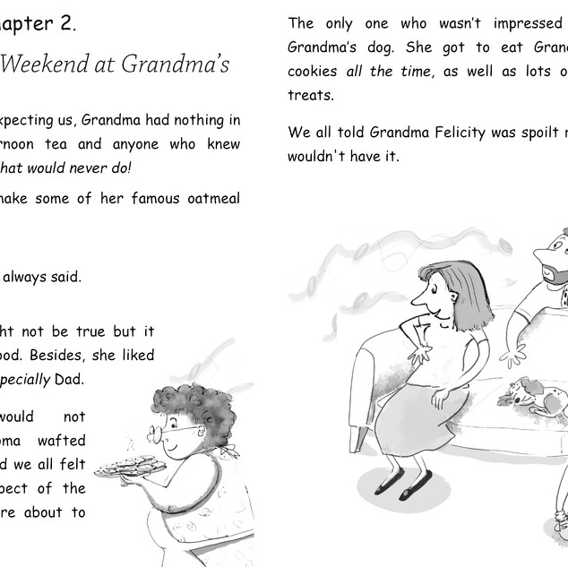 Grandma's adventure 1