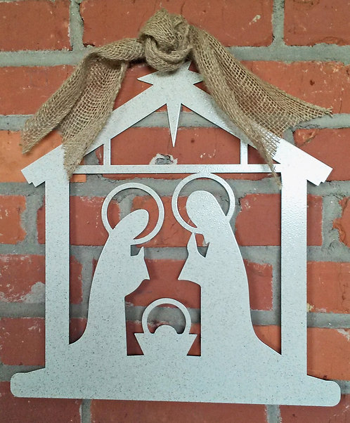 Nativity Wall Hanger