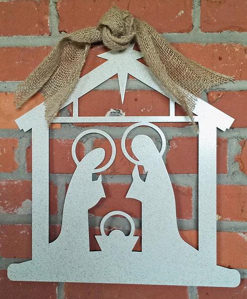 Nativity Wall Hanger