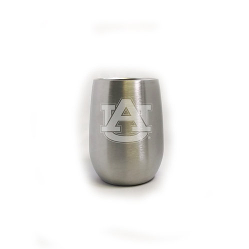 Auburn Tigers 9 oz. Stainless Steel Cup