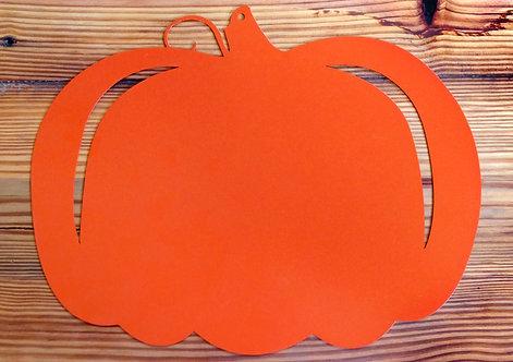 Pumpkin Wall Hanger