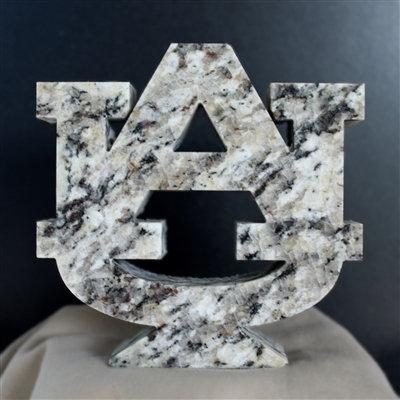 Auburn Tigers Granite Display