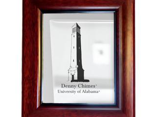 New Denny Chimes & Samford Hall Mirrors