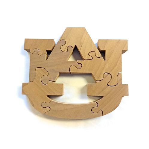 Auburn Tigers Puzzle