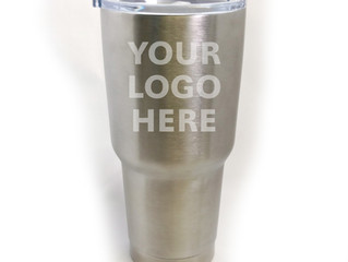 Customized Drink Ware!