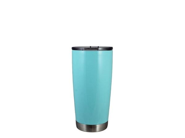Turquoise Powder Coat - 20 oz