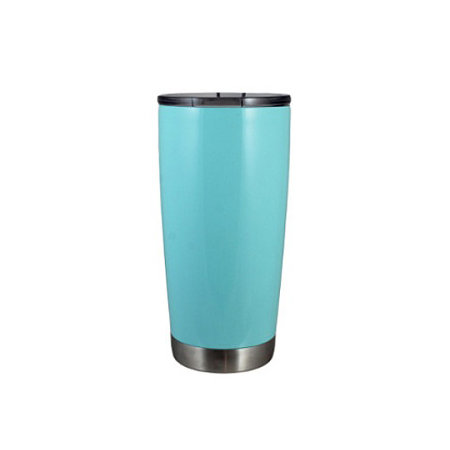 Powder Coated 20 oz. Stainless Steel Tumbler