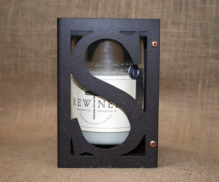 Monogram Candle Box