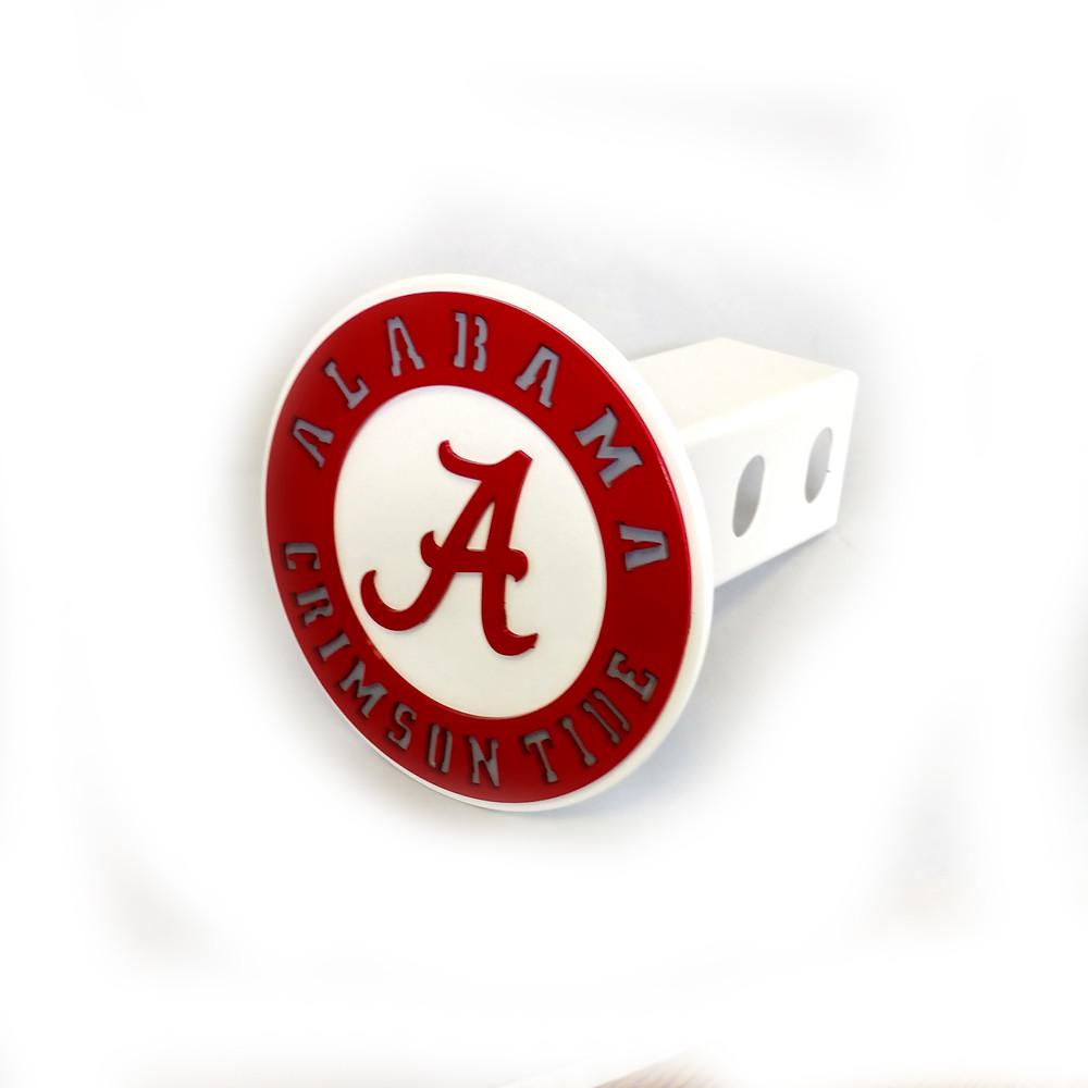 New Alabama Crimson Tide Trailer Hitch Cover
