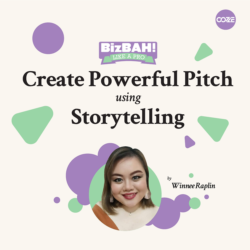 Create Powerful Pitch using Storytelling