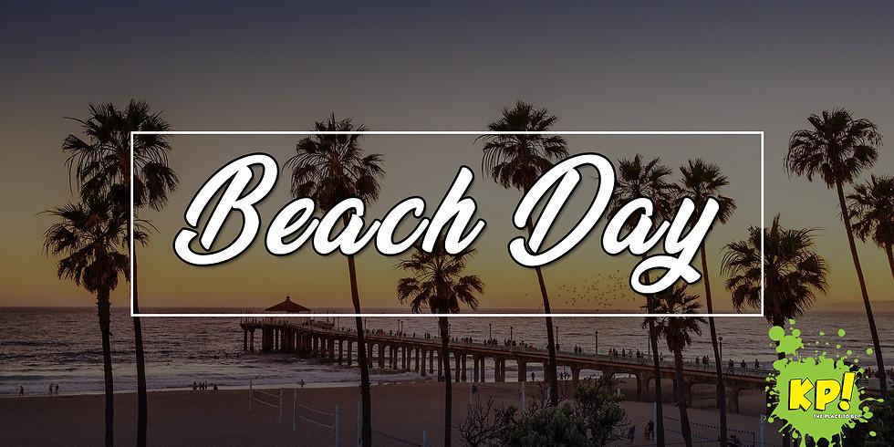 KP! Beach Day