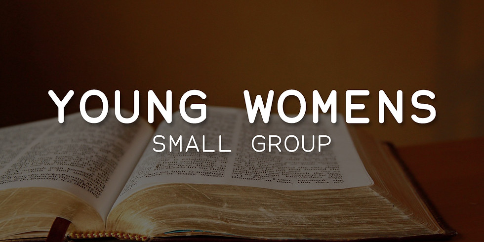 Young Women's Small Group