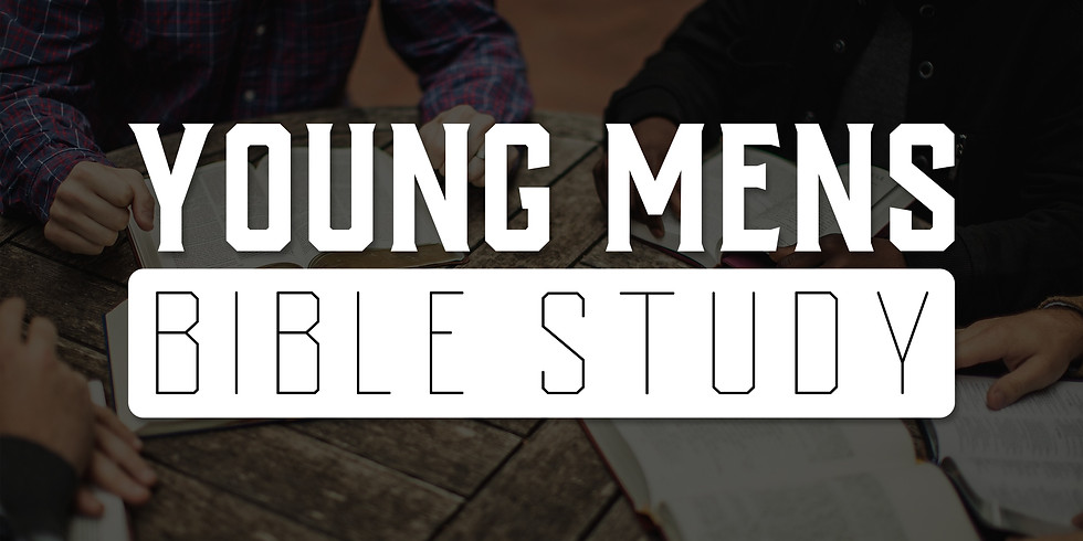 Young Men's Small Group