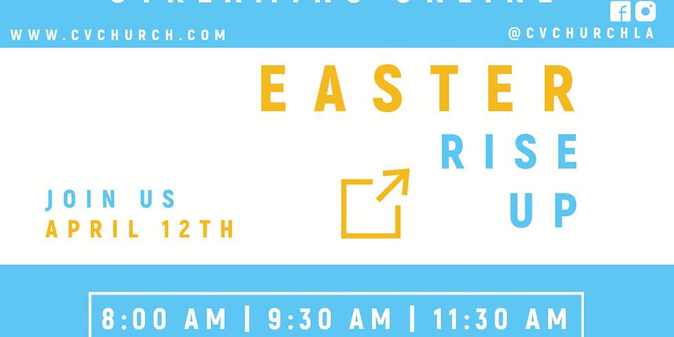 Online Easter Sunday