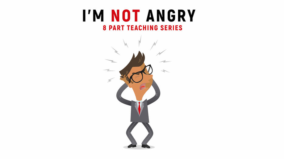 I'm Not Angry