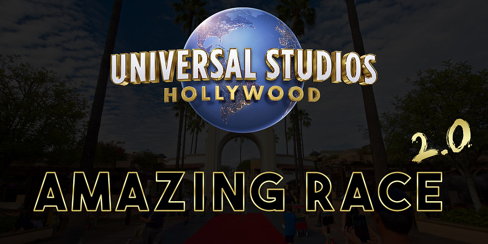 Amazing Race 2.0 Universal City Walk