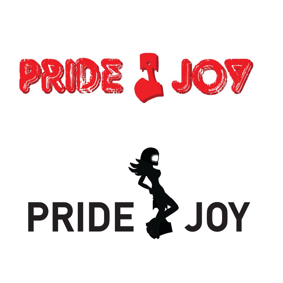 pride & joy tee designs
