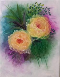 Tedere rozen