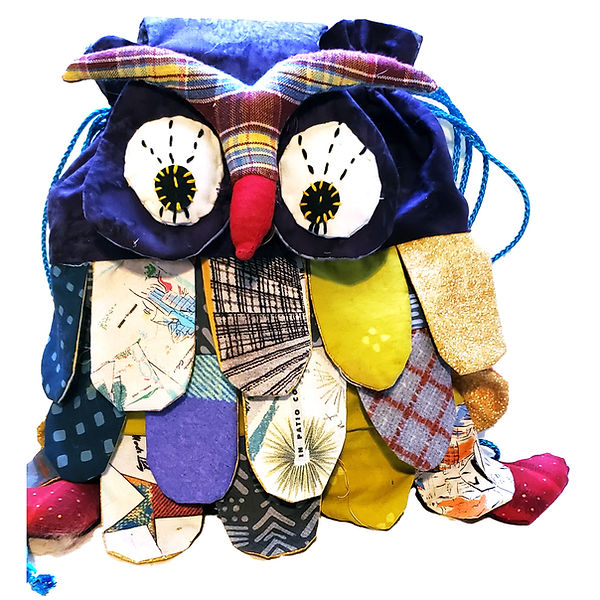 HOFFIE THE OWL PURSE