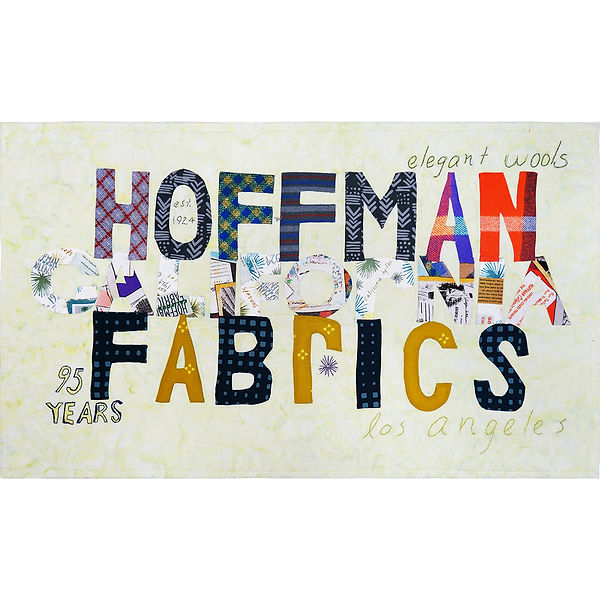HOFFMAN LABEL
