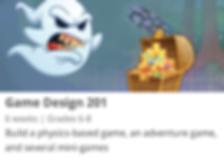 Game Design 201