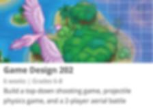 Game Design 202