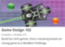 Game Design 102