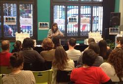 Presentación Libro Laura Gutman