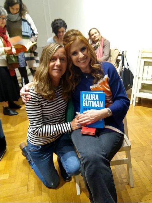 Presentación libro Laura Gutman en Buenos Aires