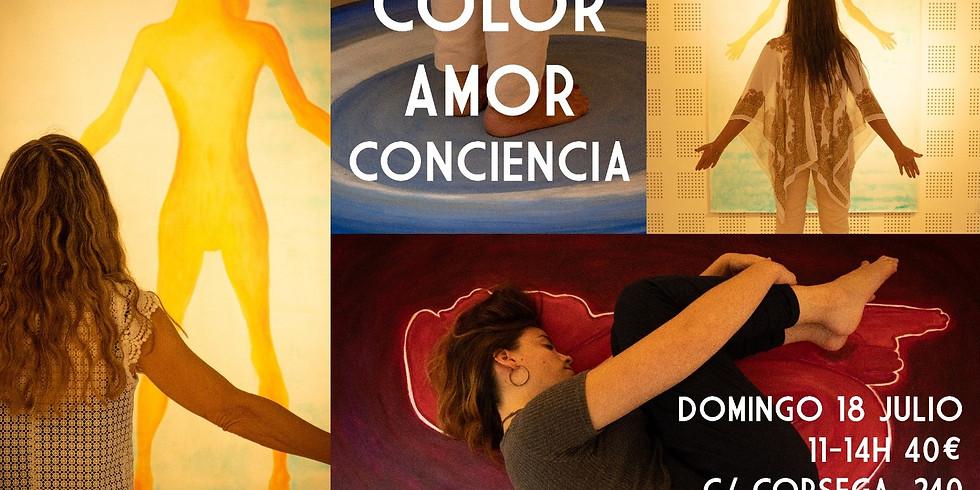 Color, Amor, Conciencia