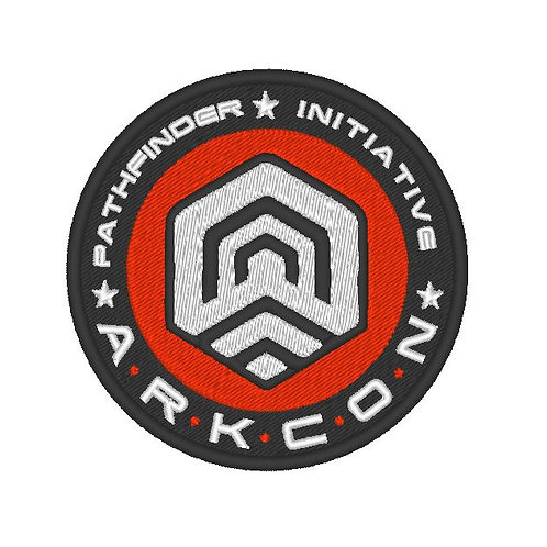 EMBROIDERED MASS EFFECT PATHFINDER INITIATIVE ARKCON