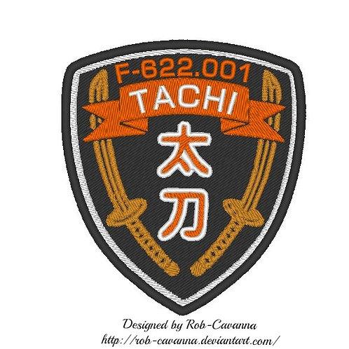 THE EXPANSE - M.C.R.N TACHI SHIP PATCH