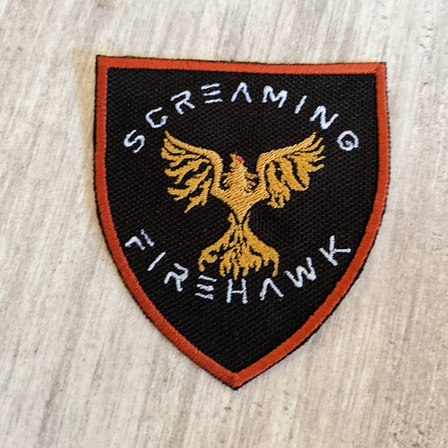 THE EXPANSE -SCREAMING FIREHAWKS  EMBROIDERED PATCH