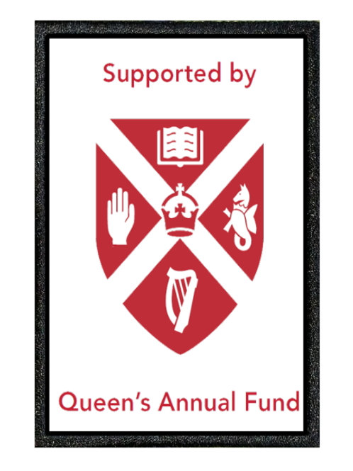 copy of QUEENS UNIVERSITY AIRSOFT THERMAL PATCH