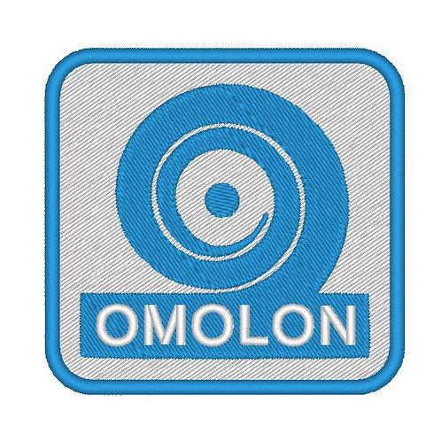 GAME - COSPLAY PATCH - DESTINY OMOLON LOGO