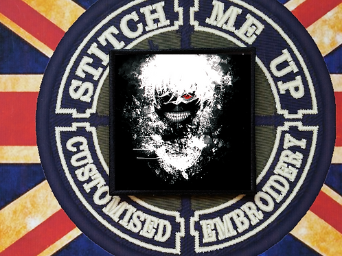 TOKYO GHOUL PATCH