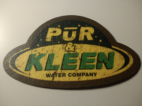 The Expanse PUR & KLEEN Patch in LoPro Polyflex 2D Polymer Patch