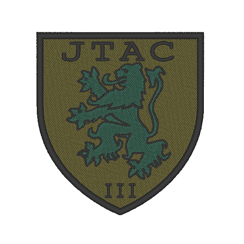 CUSTOM TEAM PATCH - JTAC III