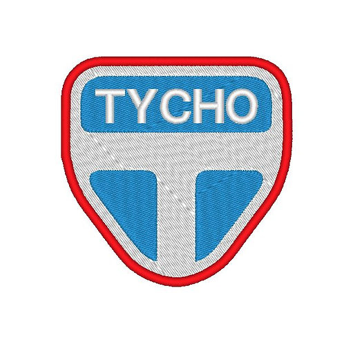 THE EXPANSE - TYCHO PATCH