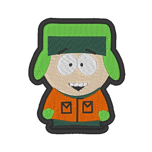 TV/ MOVIE - COSPLAY PATCH - SOUTH PARK KYLE