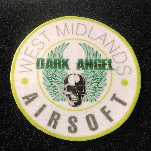 NEW - WEST MIDLANDS AIRSOFT Patch in LoPro Polyflex 2D Polymer