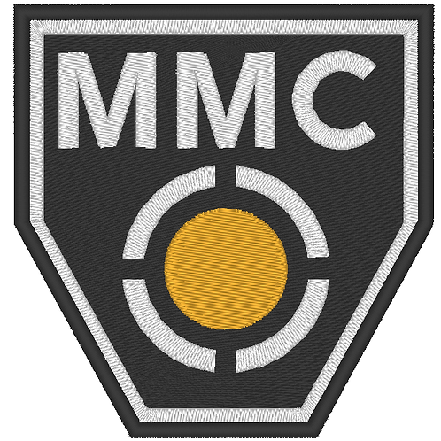 THE EXPANSE - MMC MARTIAN MARINE CORP EMBROIDERED PATCH