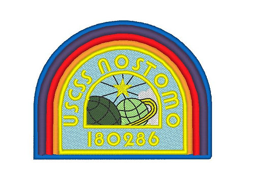 EMBROIDERED PATCH - USCCS NOSTROMO - ALIEN